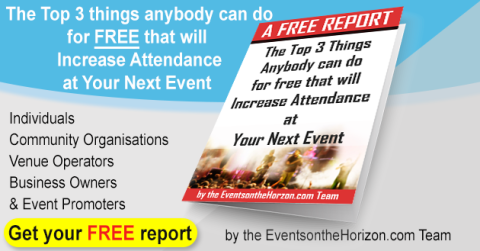 The Top 3 Things Anybody can do for FREE that will Increase Attendance at Your Next Event